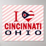 Amo Cincinnati, Ohio Impresiones