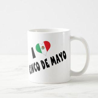 Amo Cinco de Mayo Taza