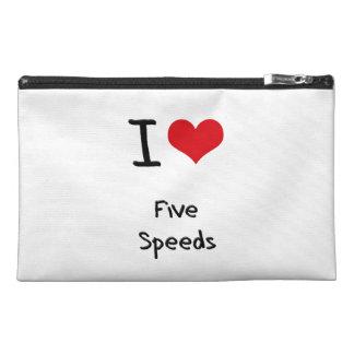 Amo cinco velocidades