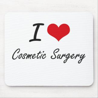 Amo cirugía cosmética tapetes de ratones