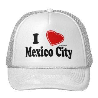 Amo Ciudad de México Gorro