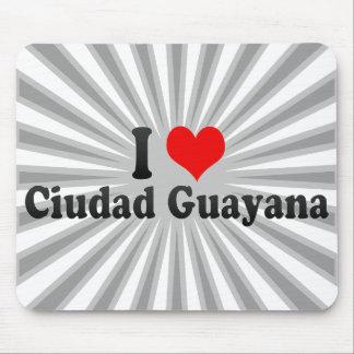 Amo Ciudad Guayana, Venezuela Mouse Pad