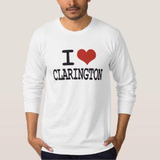Amo Clarington Playeras