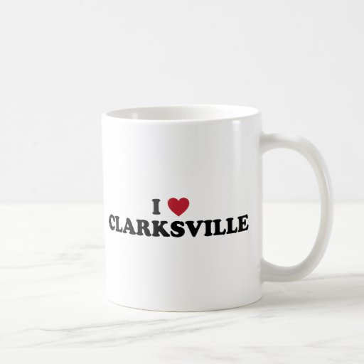 Amo Clarksville Illinois Taza De Café