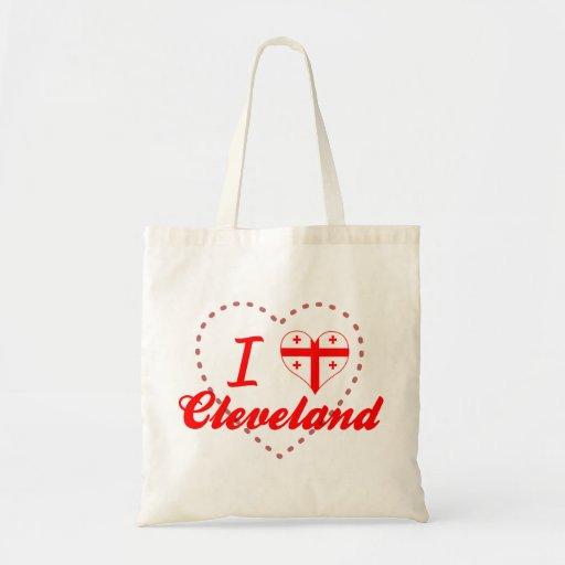 Amo Cleveland, Georgia Bolsas De Mano