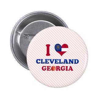 Amo Cleveland, Georgia Pins