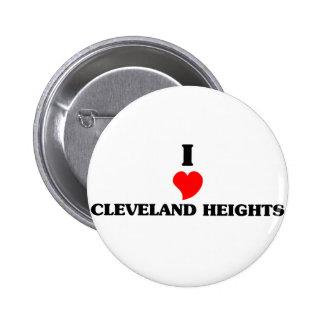 Amo Cleveland Heights Chapa Redonda 5 Cm