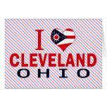 Amo Cleveland, Ohio Tarjeta