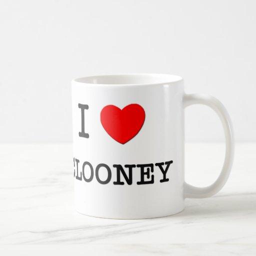 Amo Clooney Taza