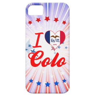 Amo Colo, Iowa iPhone 5 Cárcasas