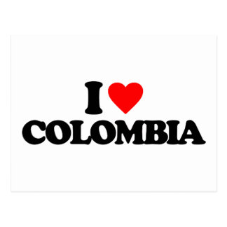 AMO COLOMBIA POSTAL