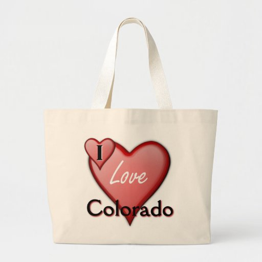 Amo Colorado Bolsas