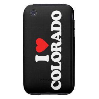 AMO COLORADO iPhone 3 TOUGH COBERTURA