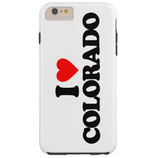AMO COLORADO FUNDA DE iPhone 6 PLUS TOUGH
