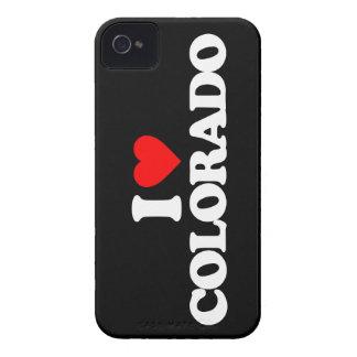AMO COLORADO Case-Mate iPhone 4 CÁRCASAS