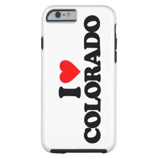 AMO COLORADO FUNDA DE iPhone 6 TOUGH