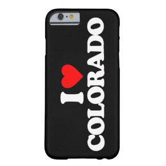 AMO COLORADO FUNDA BARELY THERE iPhone 6
