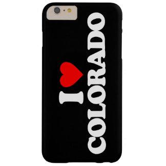 AMO COLORADO FUNDA BARELY THERE iPhone 6 PLUS