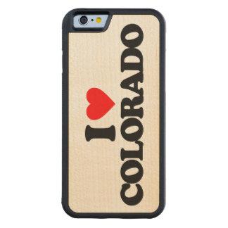 AMO COLORADO FUNDA DE iPhone 6 BUMPER ARCE