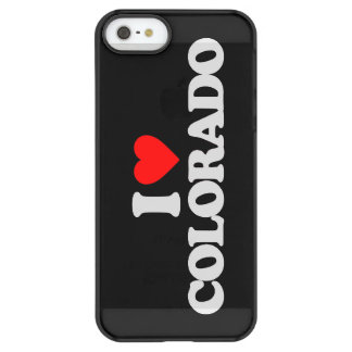 AMO COLORADO FUNDA PERMAFROST® PARA iPhone SE/5/5s