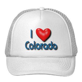 Amo Colorado Gorro De Camionero