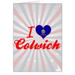Amo Colwich, Kansas Felicitacion