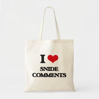 Amo comentarios deshonrosos bolsa