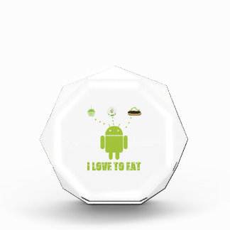 Amo comer (el Eclair androide de la magdalena de D