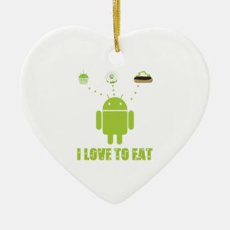 Amo comer (el Eclair androide de la magdalena de Ornatos