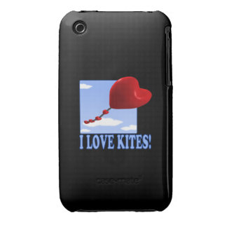 Amo cometas Case-Mate iPhone 3 cobertura
