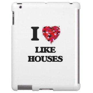 Amo como casas funda para iPad