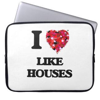 Amo como casas fundas ordendadores