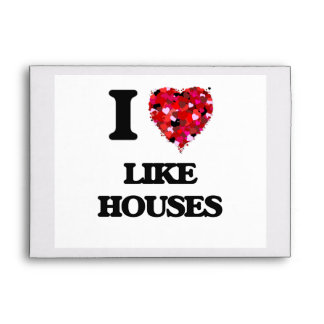 Amo como casas sobres