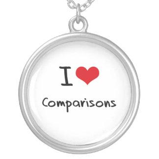 Amo comparaciones joyería
