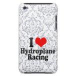 Amo competir con de hidroavión iPod Case-Mate carcasa