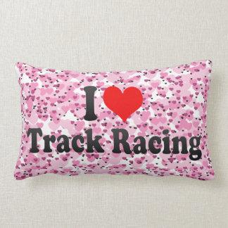 Amo competir con de la pista almohada