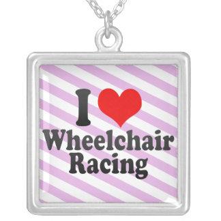 Amo competir con de la silla de ruedas grimpolas personalizadas