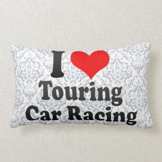 Amo competir con de touring car cojines