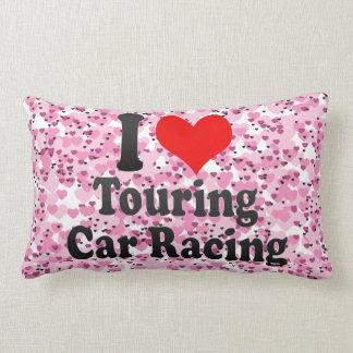 Amo competir con de touring car almohadas