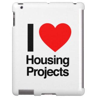 amo complejos de viviendas funda para iPad