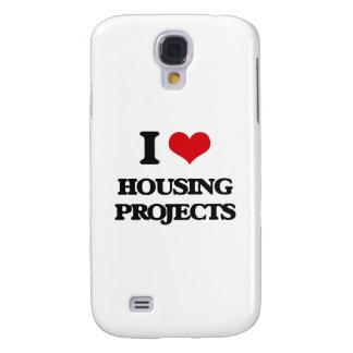 Amo complejos de viviendas