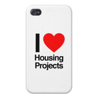 amo complejos de viviendas iPhone 4/4S fundas