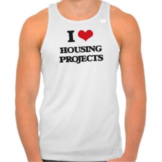 Amo complejos de viviendas camiseta