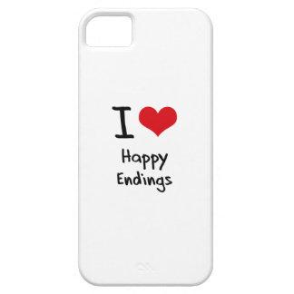 Amo conclusiones felices iPhone 5 Case-Mate cobertura