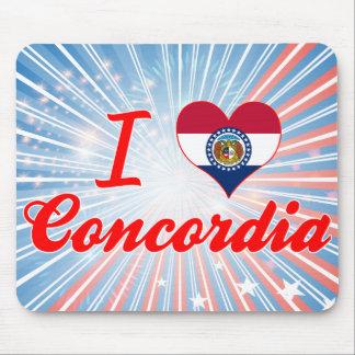 Amo Concordia Missouri Tapete De Raton