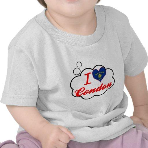 Amo Condon, Oregon Camiseta