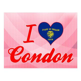 Amo Condon, Oregon Postales