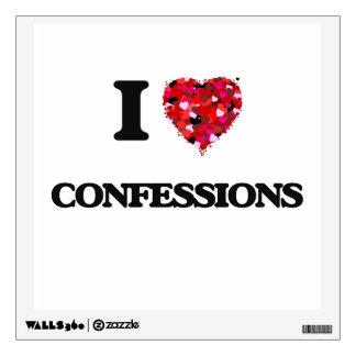 Amo confesiones