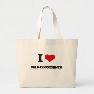Amo confianza en sí mismo bolsas