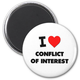 Amo conflicto de intereses imanes